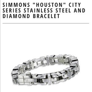Other - Diamond Houston bracelet